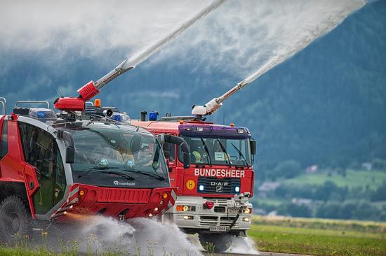 fahren wie die Feuerwehr