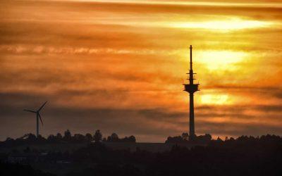 Fernsehturm Schnaitsee