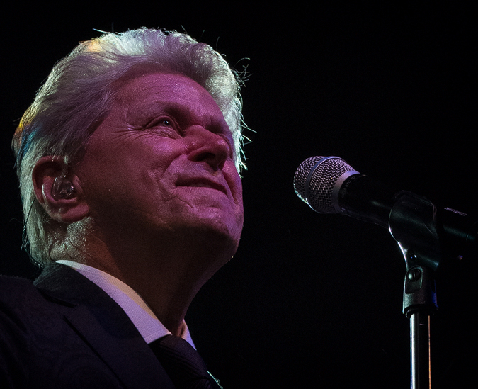 Konzert von Peter Cetera (Chicago) in Luzern am 21.5.2016 (English in italic below!)