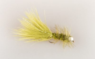 Wooley Bugger #10 X-heavy olive