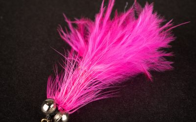 Wooley Bugger #10 X-heavy pink